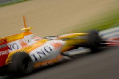 ING RENAULT F1 TEAM traerá un monoplaza al Gran Plaza