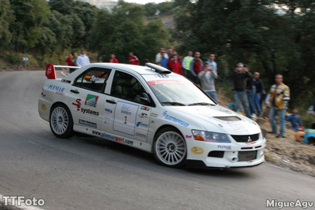 XIII Rallye Sierra de Cádiz