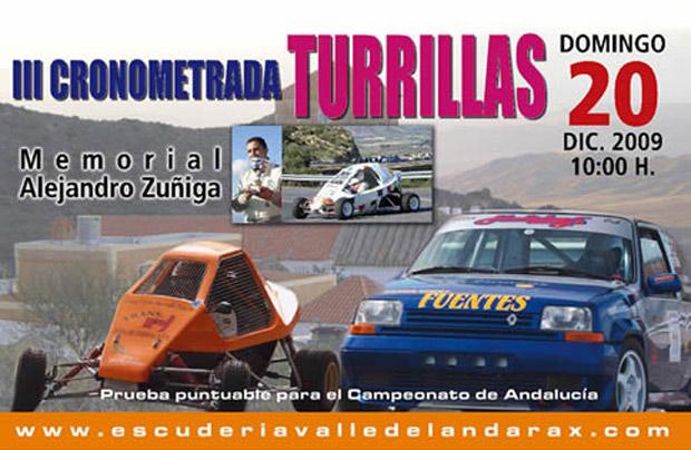 III Cronometrada de Turrillas 2009