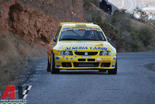Maldonado Campeón de Andalucía de Turismos en Montaña