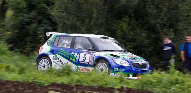 Lista de Inscritos Rallye Sierra Morena 2010