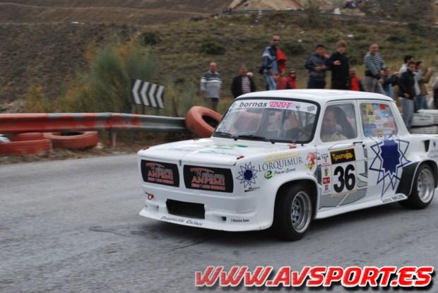 Julián Bornás (Simca Rallye)