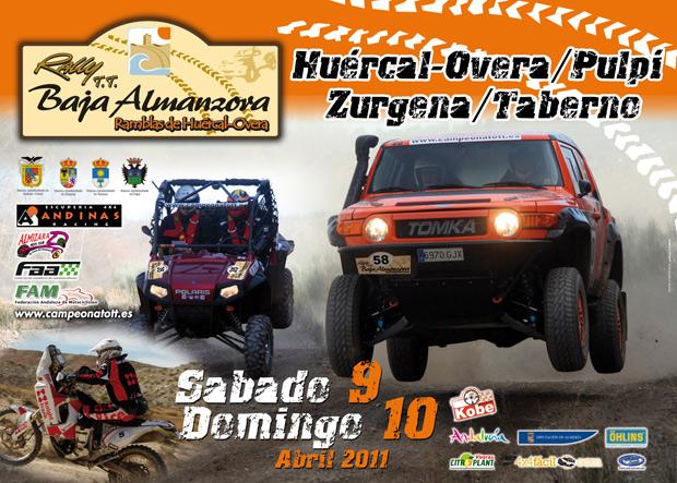 Información Baja Almanzora 2011
