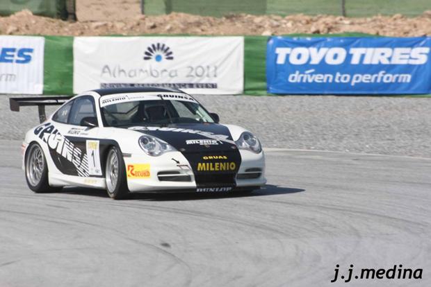 Primera cita del Andaluz de Circuitos en el Circuito de Guadix