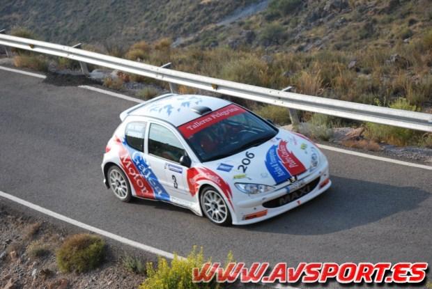 I Rallyesprint Ciudad de Berja - Trofeo Hirmes 2011