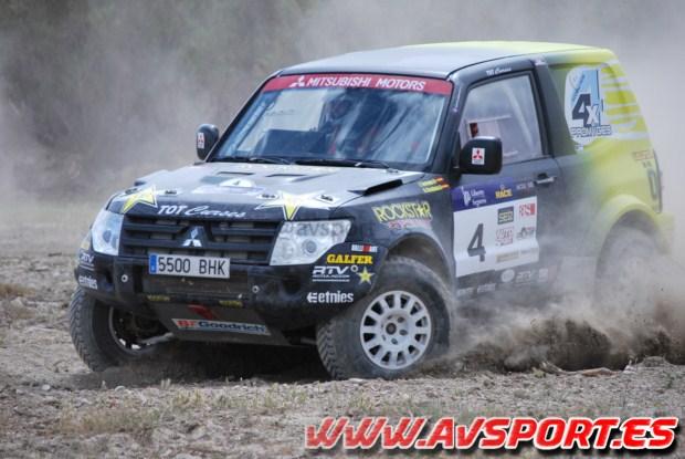 Francesc Termens/Albert Casabona (Mitsubishi Montero)