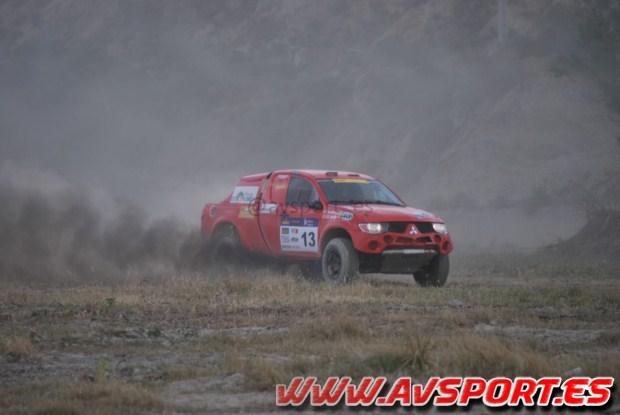 José Maria Servià/Fina Roman (Mitsubishi L200)
