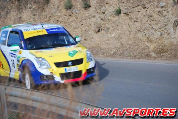 Germán Leal/David Ortega (Suzuki Swift Sport)