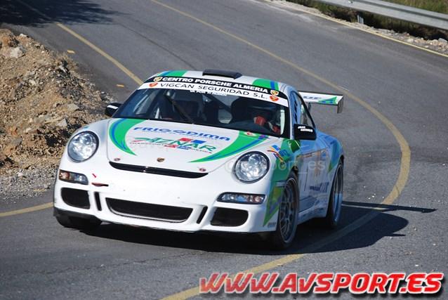 Victoria de Aznar en el I Rally-Crono Ciudades de Albuñol y Albondón 2013