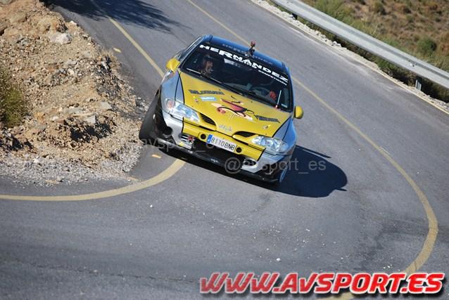 Antonio Maldonado/Juan M. Cruz (Renault Megane) 2º clasificado