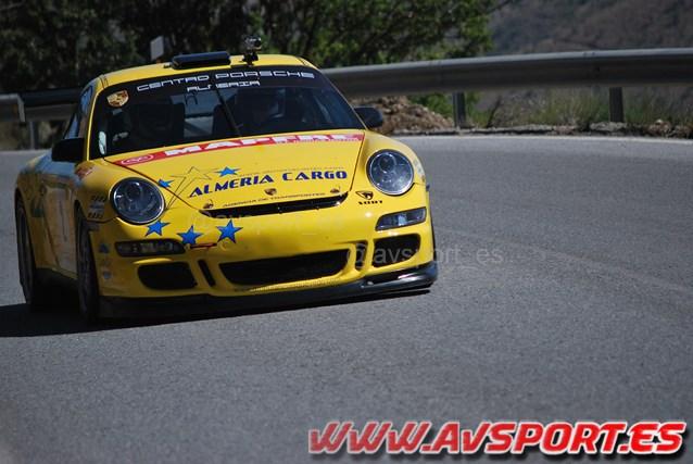 Manuel Maldonado/José García (Porsche 997 GT3) 6º clasificado