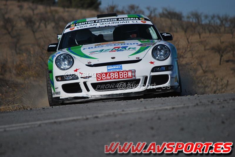 I RallyCrono Alcóntar - Hijate 2013