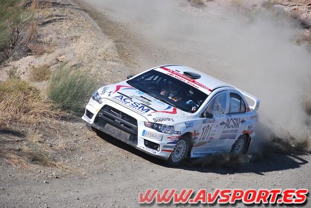 Baja Andalucía 2013 - Campeonato de España de Rallyes de Tierra y Todo Terreno