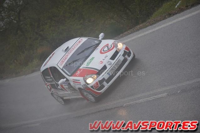 David Martín / Vicente Ortega (Renault Clio Sport)