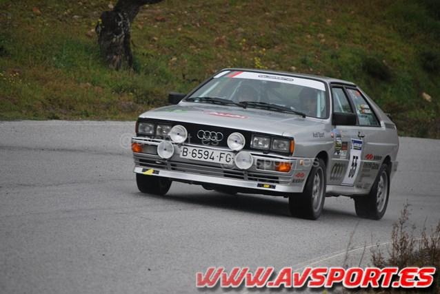 Gregorio Garnica / Valeriano Delgado (Audi Quattro)